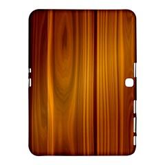 Shiny Striated Panel Samsung Galaxy Tab 4 (10 1 ) Hardshell Case  by trendistuff