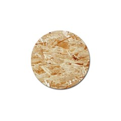 Osb Plywood Golf Ball Marker (4 Pack) by trendistuff