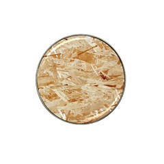 Osb Plywood Hat Clip Ball Marker (4 Pack) by trendistuff