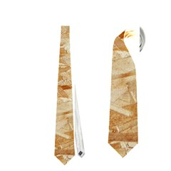 Osb Plywood Neckties (one Side)