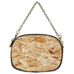 Osb Plywood Chain Purses (two Sides)  by trendistuff