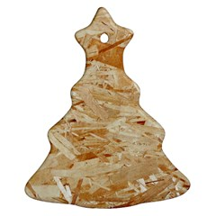 Osb Plywood Christmas Tree Ornament (2 Sides) by trendistuff