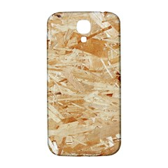 Osb Plywood Samsung Galaxy S4 I9500/i9505  Hardshell Back Case by trendistuff