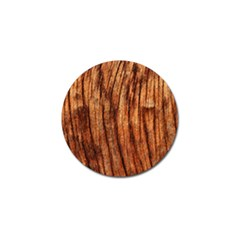 Old Brown Weathered Wood Golf Ball Marker (10 Pack) by trendistuff