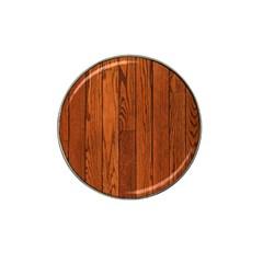 Oak Planks Hat Clip Ball Marker (10 Pack) by trendistuff