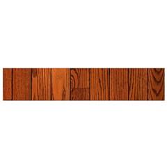 Oak Planks Flano Scarf (small)  by trendistuff