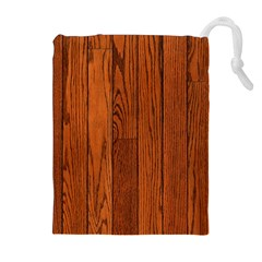 Oak Planks Drawstring Pouch (xl) by trendistuff
