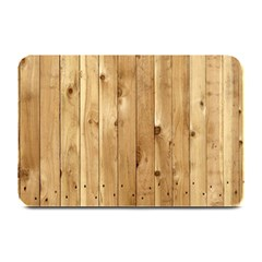 Light Wood Fence Plate Mats by trendistuff