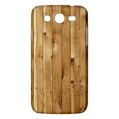 LIGHT WOOD FENCE Samsung Galaxy Mega 5.8 I9152 Hardshell Case  by trendistuff