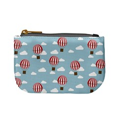 Hot Air Balloon Mini Coin Purses by Kathrinlegg