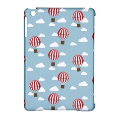 Hot Air Balloon Apple Ipad Mini Hardshell Case (compatible With Smart Cover) by Kathrinlegg