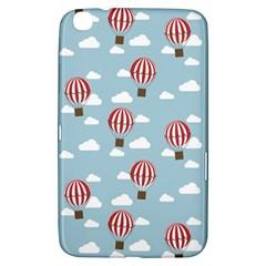 Hot Air Balloon Samsung Galaxy Tab 3 (8 ) T3100 Hardshell Case