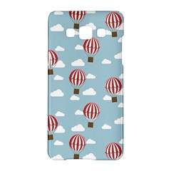 Hot Air Balloon Samsung Galaxy A5 Hardshell Case  by Kathrinlegg