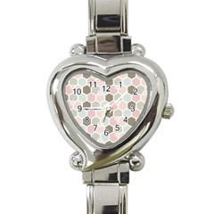 Spring Bee Heart Italian Charm Watch by Kathrinlegg