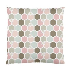 Spring Bee Standard Cushion Cases (two Sides)  by Kathrinlegg