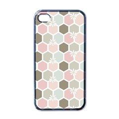 Spring Bee Apple Iphone 4 Case (black) by Kathrinlegg