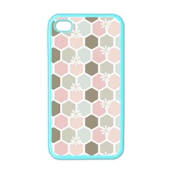 Spring Bee Apple Iphone 4 Case (color) by Kathrinlegg