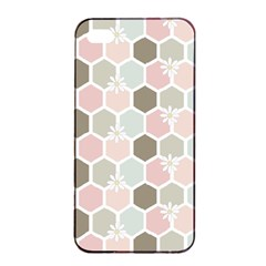 Spring Bee Apple Iphone 4/4s Seamless Case (black) by Kathrinlegg