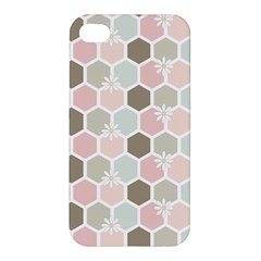 Spring Bee Apple Iphone 4/4s Hardshell Case by Kathrinlegg
