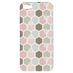 Spring Bee Apple Iphone 5 Hardshell Case by Kathrinlegg