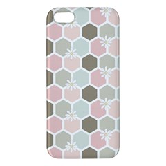 Spring Bee Apple Iphone 5 Premium Hardshell Case by Kathrinlegg
