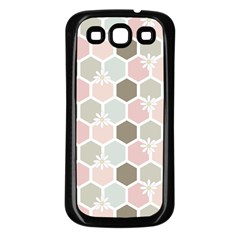 Spring Bee Samsung Galaxy S3 Back Case (black) by Kathrinlegg