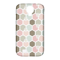 Spring Bee Samsung Galaxy S4 Classic Hardshell Case (pc+silicone) by Kathrinlegg