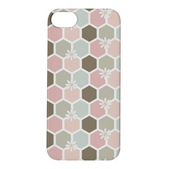 Spring Bee Apple Iphone 5s Hardshell Case by Kathrinlegg