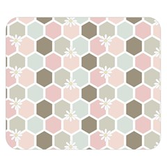 Spring Bee Double Sided Flano Blanket (small)  by Kathrinlegg
