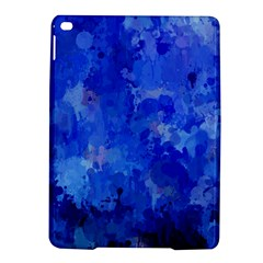 Splashes Of Color, Blue Ipad Air 2 Hardshell Cases by MoreColorsinLife
