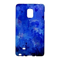 Splashes Of Color, Blue Galaxy Note Edge by MoreColorsinLife
