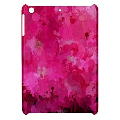 Splashes Of Color, Hot Pink Apple Ipad Mini Hardshell Case by MoreColorsinLife