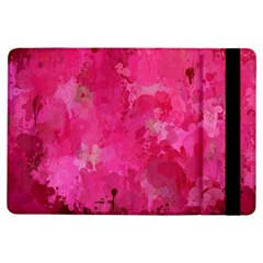 Splashes Of Color, Hot Pink Ipad Air Flip by MoreColorsinLife