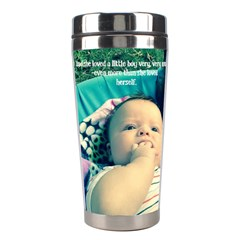 Ianandbrady By Angelia Jessee   Stainless Steel Travel Tumbler   2snqybyfu3sq   Www Artscow Com Left