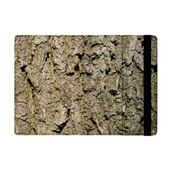 GREY TREE BARK iPad Mini 2 Flip Cases by trendistuff