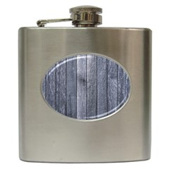 Grey Fence Hip Flask (6 Oz) by trendistuff