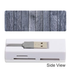 Grey Fence Memory Card Reader (stick)  by trendistuff