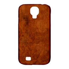 Burl Oak Samsung Galaxy S4 Classic Hardshell Case (pc+silicone) by trendistuff