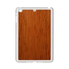 Bamboo Dark Ipad Mini 2 Enamel Coated Cases by trendistuff