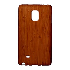 Bamboo Dark Galaxy Note Edge by trendistuff