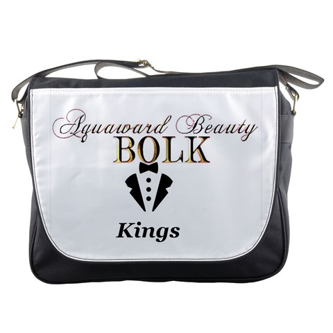 Aquaward Beauty Bolk   Kings By Clarine   Messenger Bag   C2lr5aypl0gk   Www Artscow Com Front