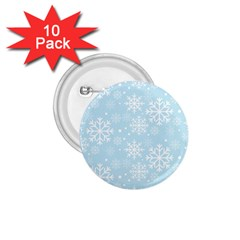 Frosty 1 75  Buttons (10 Pack) by Kathrinlegg