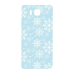Frosty Samsung Galaxy Alpha Hardshell Back Case by Kathrinlegg
