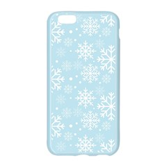 Frosty Apple Seamless iPhone 6/6S Case (Color) by Kathrinlegg