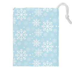 Frosty Drawstring Pouches (xxl)