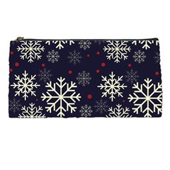 Snowflake Pencil Cases by Kathrinlegg