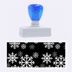 Snowflake Rubber Stamps (large) by Kathrinlegg