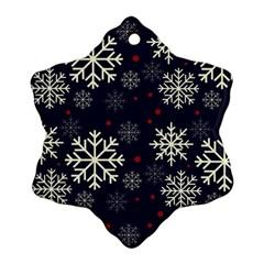 Snowflake Ornament (snowflake)  by Kathrinlegg