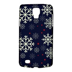 Snowflake Galaxy S4 Active by Kathrinlegg