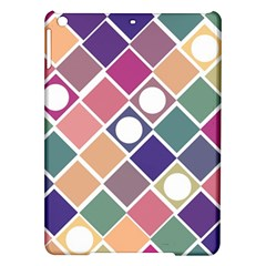 Dots And Squares Ipad Air Hardshell Cases by Kathrinlegg